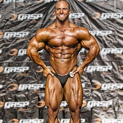 JOHN TREY JEWETT, IFBB Pro Bodybuilder at BigBodies.com